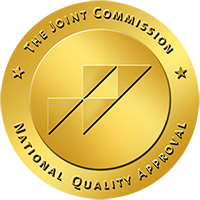 Peak View Behavioral Health is accredited by the Joint Commission - Joint Commision logo