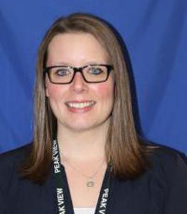 Rachel Barker - Peak View Behavioral Health